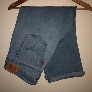 VTG style Levi's mom jeans